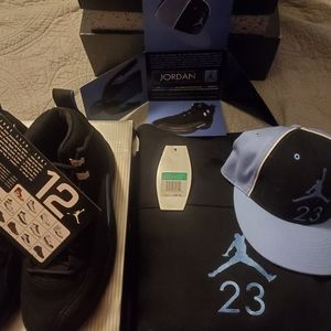 Retro 12 (Nubuck package)